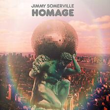 "Jimmy Somerville ""homage"" Collectors Edition CD im Vinyl-Replica-Look NEU 2015"