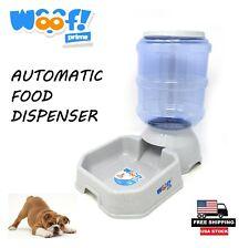 Pet Feeder Automatic Cat Dog Food Dispenser Auto Animal Feeding Bowl Puppy Dish