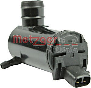 METZGER Window Cleaning Water Pump Front For DAEWOO CHEVROLET Lanos 96397517