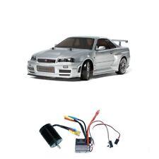 Tamiya nismo r34 GT-R Z-Tune tt-02 Drift brushless-Edition - 300058605bl