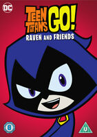 Teen Titans Go!: Raven and Friends DVD (2018) Michael Jelenic cert U ***NEW***