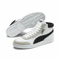 PUMA Men's Court Legend Mid Sneakers