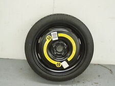 """Audi A3 8P 18"""" Space Saver Spare Wheel and Tyre #16 1K0601027B"""