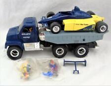 Vintage Kenner MASK Goliath Vehicle Complete with Matt Trakker & Nevada Rushmore