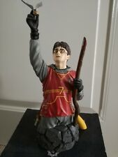 Harry Potter Gentle Giant Harry Potter Quidditch mini bust rare 766/850
