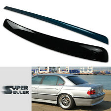 PAINTED BMW 7-SERIES E38 REAR ROOF & TRUNK LIP SPOILER SALOON 740i 740iL 750iL ☜