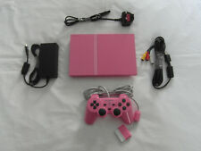 PlayStation 2 PS2 Limited Edition Pink PAL Console SCPH-77003 ***FREE UK P&P***
