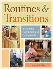Routines and Transitions : A Guide for Early Childhood Professionals by...