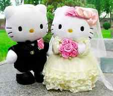 Hello Kitty Peluches Pareja de Novios