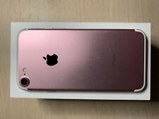 Apple iPhone 7 - 32GB - Rose Gold (Unlocked) A1778 (GSM) - VGC
