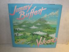 Jimmy Buffet Volcano LP Record MCA 1657