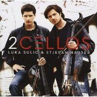 """2CELLOS """"2CELLOS (SULIC & HAUSER)"""" CD NEU"""