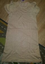 H&M Kleid Gr. 122-128 Glitzerkleid Strickkleid,  Mädchen