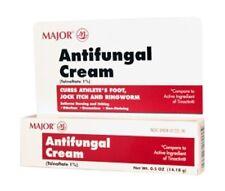 Major Antifungal Cream Tolnaftate-1 % White 14.18 Gm Jock itch ring worm