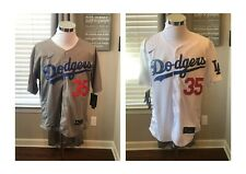 Los Angeles Dodgers #35 Cody Bellinger 2020 World Series Champions Jersey