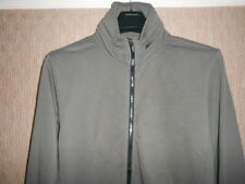G STAR RAW ZAMBADD ZIP SWEAT TOP XL GREY GREEN MENS ZIP AWAY HOOD NEW GENUINE
