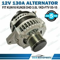Alternator fit Toyota Landcruiser Prado KDJ150R 1KD-FTV 3.0L Diesel 2009 - 2015