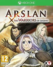 Arslan The Warriors of Legend For XBOX One (New & Sealed)