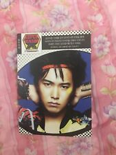 Super Junior Sungmin Cover Starcard Star Collection Official PhotoCard Kpop