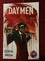Daymen #1 Larry's Comics Exclusive Boom Studios Variant Cover NM