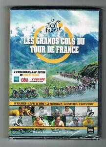 LES GRANDS COLS DU TOUR DE FRANCE - ARTE 2008 - DVD NEUF NEW NEU