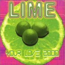 Lime - Your Love 2000 [New CD] Canada - Import
