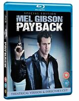 Payback (Blu-ray, 2009) *FREE Shipping & FAST Dispatch Gauranteed* Sealed & New