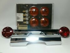 HARLEY DAVIDSON SOFTAIL HERITAGE / FLHT and Other models Rear LIGHT BAR NTO