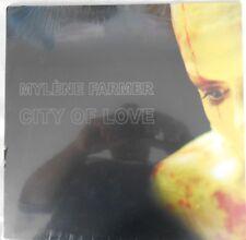 "Mylene Farmer City Of Love MAXI 45T 12"" inch neuf"