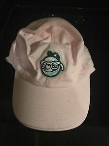 Asheville Tourists Minor League Adult Pink Baseball Hat Cap Brand New