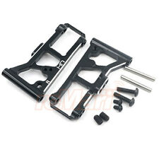 Hot Racing Aluminum Front Lower Arm Set Black For Traxxas 4-Tec 2.0 RC #TRF5501