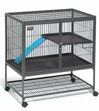 "Midwest Ferret Nation Single Unit with Stand Ferret Cage, 36"" L X 25"" W X 38.5"""