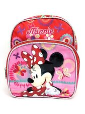"Disney Junior Minnie Mouse Girl's 10"" Mini Backpack"