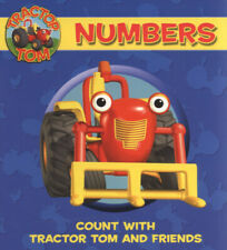 Tractor Tom: Numbers: count with Tractor Tom and friends (Board book)