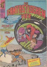 DIE FANTASTISCHEN VIER # 35  - MARVEL WILLIAMS 1974 - ZUSTAND 2