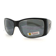 Mens Biohazard Sunglasses Skater Surfer Boarder Fashion New Hot BLACK WHITE