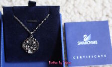New in Box Signed Swarovski Crystal Milady Cross Pendant 1065000