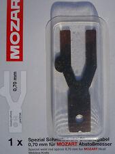 Mozart Revêtement de sol soudure coupe-bordure Espaceur 0,7 mm x 1 pour parquet parage-outil