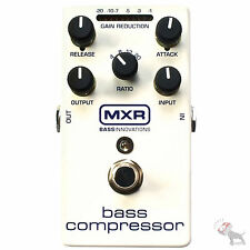 NEW MXR M87 Bass Compressor Guitar Effects Pedal Dunlop