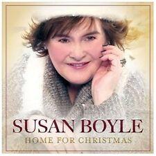 SUSAN BOYLE (VOCALS) - HOME FOR CHRISTMAS Cracks In Plastic Case