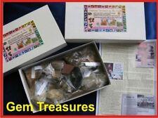 1kg BULK specimens MIXED GEMS CRYSTALS-Great value