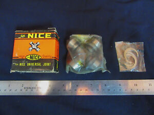 NOS 1969-79 Mazda RX2 RX3 RX4 RX5 RX7 RX9 Nice Propshaft Univeral Joint RX 7 2 4