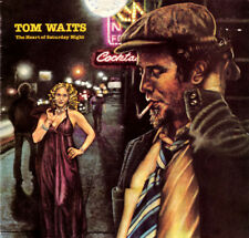 TOM WAITS - THE HEART OF SATURDAY NIGHT - CD DIGIPACK NEW SEALED 2018