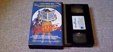 NOT FOR PUBLICATION UK PRE CERT THORN EMI VHS VIDEO 1984 Nancy Allen Paul Bartel