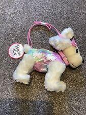 Poochic & Co Rainbow Dog Bag Plus Grooming Set Brand New