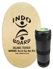 Original Indo Board and Roller Package