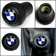 BMW Leather Gear Stick Shift Knob Screw On E21 E10 E12 E9 E3 2002 1502 1600 1802
