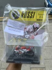 More details for rossi bike collection issue 26 vr46 cagiva mito ev sport production 1994