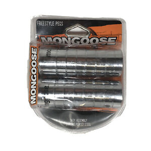 Mongoose Freestyle Pegs Bicycle Model MG505T New In Package Sealed 2010