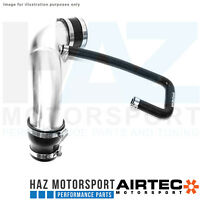 AIRTEC MOTORSPORT HARDPIPE FOR ASTRA H VXR Induction Pipe & Silicone Only Silver